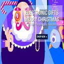 ELECTRONIC GIFTS MERRY CHRISTMAS