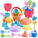 Soft Rubber Playset for Kids