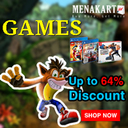 Menakart Games