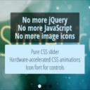 cssSlider - Pure CSS Slider - No jQuery, no JavaScript, no coding! cssSlider.com