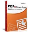 AnyBizSoft PDF to PowerPoint Converter - Multi-User Commercial License 2-5 PCs