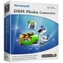 Aimersoft DRM Media Converter for Windows - Multi-User Personal License 2-5 PCs