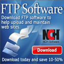 NCH FTP Softwares