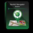 Navitel Navigator. Balkans