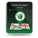 Navitel Navigator. Georgia