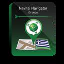 Navitel Navigator. Greece