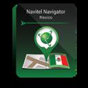 Navitel Navigator. Mexico