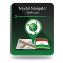 Navitel Navigator. Tajikistan