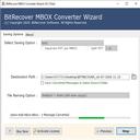 BitRecover MBOX Converter - Standard License