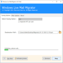 Windows Live Mail Migrator - Migration License