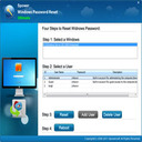Windows Password Reset for Mac Professional