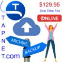 100GB Online Backup
