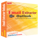 Email Extractor Outlook
