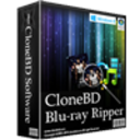 CloneBD Blu-ray Ripper - 1 Year License
