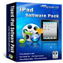 Tipard iPad Software Pack