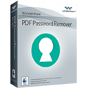 Wondershare PDF Password Remover for Mac
