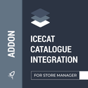 ICEcat Product Catalogue Integration Store Manager Addon