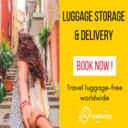 Luggage Storage and Delivery 1