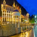 Tbilisi and Borjomi