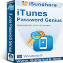 iSunshare iTunes Password Genius
