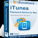 iSunshare iTunes Password Genius for Mac