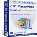 iSunshare ZIP Password Genius Professional