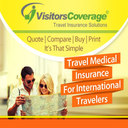 Visitors Coverage Travel Medical Insurance
